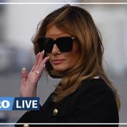 «La violence n'est jamais la solution» : Melania Trump publie une vidéo d'adieu