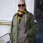 Gauthier Borsarello, le Français qui va nous redonner envie de porter des costumes... De Fursac