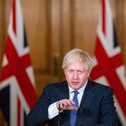 Boris Johnson félicite Joe Biden avant son investiture
