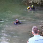 Tarn : les plongeurs de la gendarmerie à la recherche de Delphine Jubillar