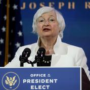 La future secrétaire au Trésor plaide pour des dépenses, la dette attendra