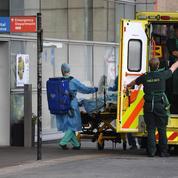 Covid-19 : des hôpitaux britanniques comme en «zone de guerre», alerte un conseiller du gouvernement