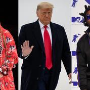 Les rappeurs Lil Wayne et Kodak Black graciés par Donald Trump