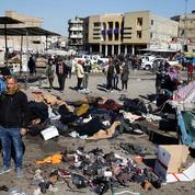 Irak : un double attentat suicide frappe un marché de Bagdad