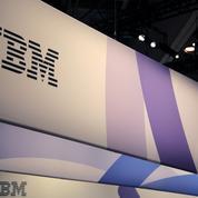 IBM: malgré le pari sur le cloud, les revenus continuent de baisser