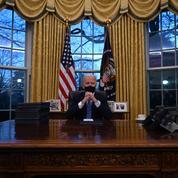 Ce que cache la décoration choisie par Joe Biden pour le Bureau ovale