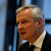 Le Maire promet un soutien «total» à l'économie «tant que la pandémie sera là»