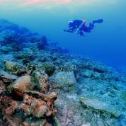 Trois épaves antiques retrouvées au large de l'île grecque de Kassos