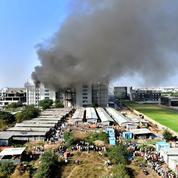 Inde : 5 morts dans l'incendie du plus grand fabricant de vaccins au monde