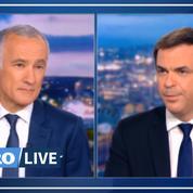Vaccin, variants, reconfinement: Olivier Véran fait le point sur l'épidémie de Covid-19 en France