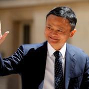 Le milliardaire chinois Jack Ma refait surface après trois mois de silence