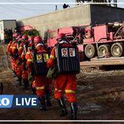 Mineurs coincés en Chine: au moins encore 15 jours pour les sortir