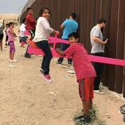 À la frontière États-Unis-Mexique, les balançoires de Ronald Rael remportent le prix Beazley Design