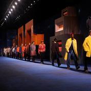Chez Dior, le vêtement comme remède à la morosité ambiante