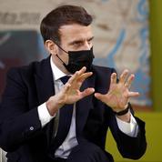 Emmanuel Macron échange lundi avec 100 patrons étrangers pour attirer les investissements
