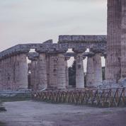 Dans le secret d'un confessionnal de Campanie, un pillard restitue un trésor monétaire du site de Paestum