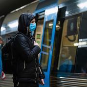 Covid-19: l'Académie de médecine recommande de se taire dans le métro