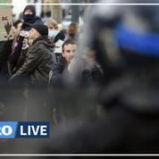 Manifestation à Rennes pour défendre les «free parties»