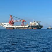 Nord Stream 2 : le navire russe entame les travaux d'achèvement du gazoduc