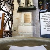 Covid-19 : le diocèse de Vannes installe des distributeurs d'eau bénite