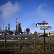 «On est prêts à poursuivre le combat» : les raffineurs de Grandpuits engagés dans un long bras de fer avec Total