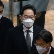 L'héritier de Samsung ne fera pas appel de sa condamnation
