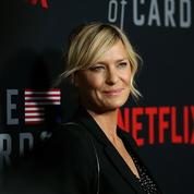 Robin Wright souhaite adapter en série le thriller français Les Carnets rouges