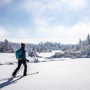 En Lozère, quatre stations familiales où le ski de fond et les raquettes à neige sont rois