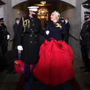 Les dessous de la robe de Lady Gaga, portée lors de l'investiture de Joe Biden