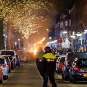 Pays-Bas : deuxième nuit d'émeutes après l'imposition d'un couvre-feu