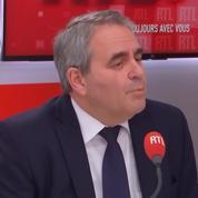 Bertrand répond à Macron : «Les Français sont des victimes plutôt que des procureurs»