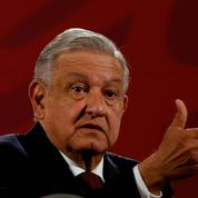 Le président mexicain Lopez Obrador se dit positif au Covid-19