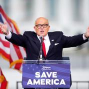L'avocat de Trump, Rudy Giuliani, attaqué pour diffamation
