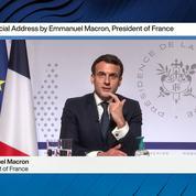 Après le Covid: Macron veut tourner la page du monde libéral