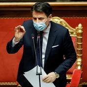 Italie : le chef du gouvernement Giuseppe Conte a remis sa démission au président Sergio Mattarella