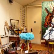 Le Gall, Castelbajac, Van der Straeten.... Les artistes célèbrent les trente ans de La Source