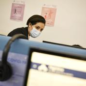 Dans un centre d'écoute parisien, Sarah El Haïry au chevet des «étudiants en détresse»