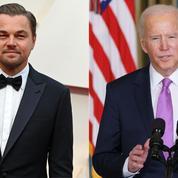 Leonardo DiCaprio appelle Joe Biden à être le «président du climat»