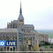 Comme Beaubourg, le Mont-Saint-Michel se lance dans trois années de travaux