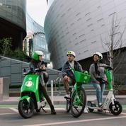 Après les trottinettes, Lime se met au scooter à Paris