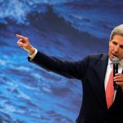 Climat : «Il faut une mobilisation de guerre», affirme John Kerry