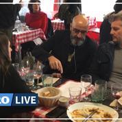 Covid-19 : à Nice, un restaurateur en garde à vue après avoir ouvert son établissement