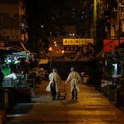Contre le coronavirus, Hongkong recourt à des «confinements inopinés»