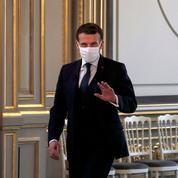 Emmanuel Macron hésite entre trois nuances de reconfinement