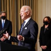 Pour Biden, les États-Unis doivent «guider la réponse mondiale» à la crise du climat
