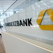 Commerzbank veut supprimer 10.000 emplois d'ici 2024 et fermer 340 filiales