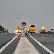 Sécurité routière : 2550 morts en 2020, chiffre le plus bas de l'histoire