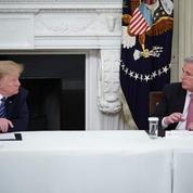 États-Unis : toujours influent, Trump reçoit un chef républicain du Congrès