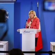 Marine Le Pen veut bannir les «idéologies islamistes» qui sont «partout»