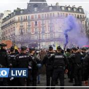 Faible mobilisation pour les rassemblements contre la loi «Sécurité globale»